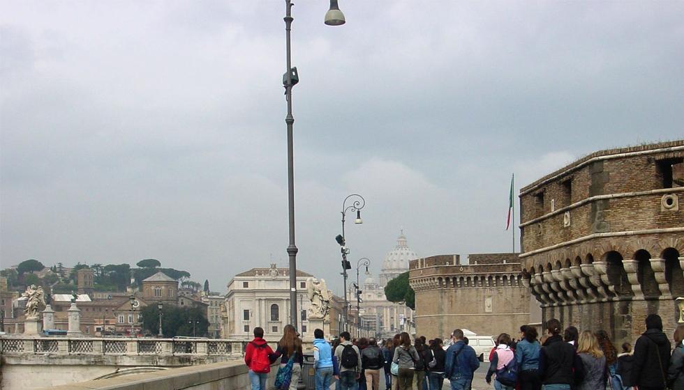 サンピエトロ寺院1
