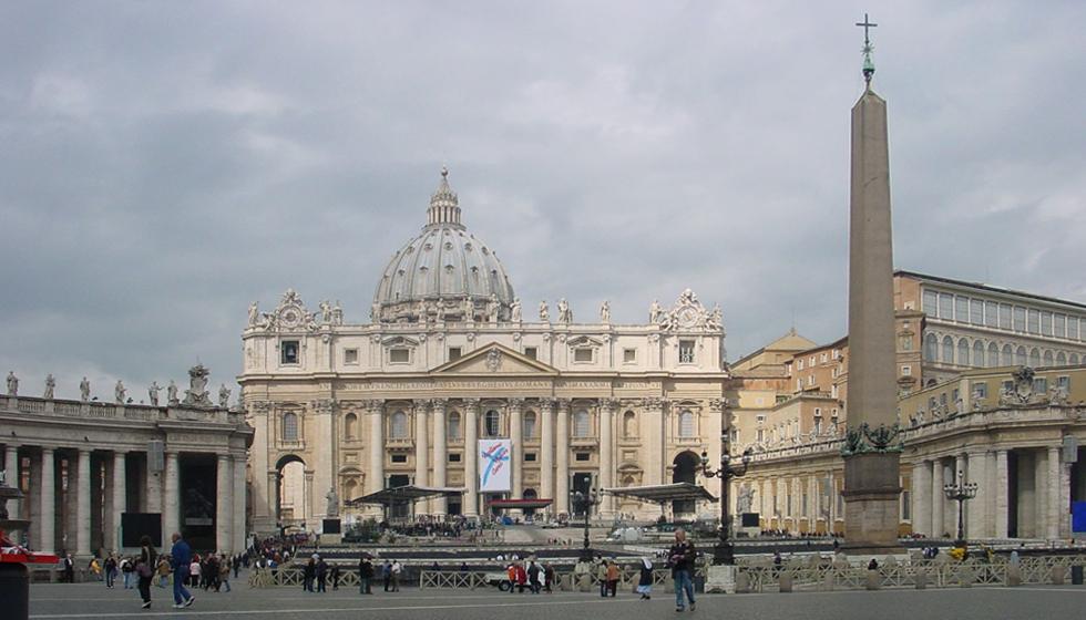 サンピエトロ寺院2