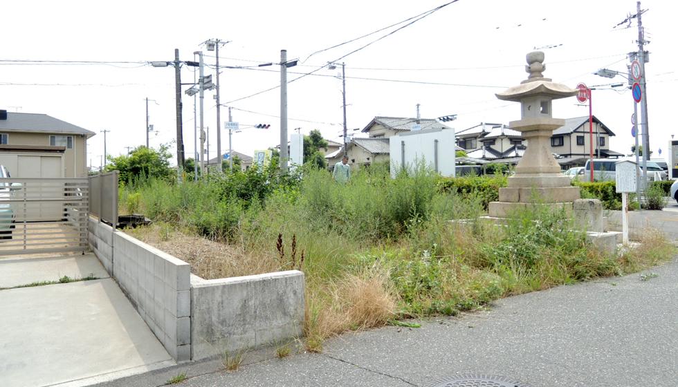 姫路サロン敷地調査