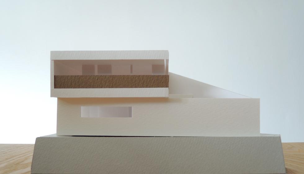 狭山の家模型検討2