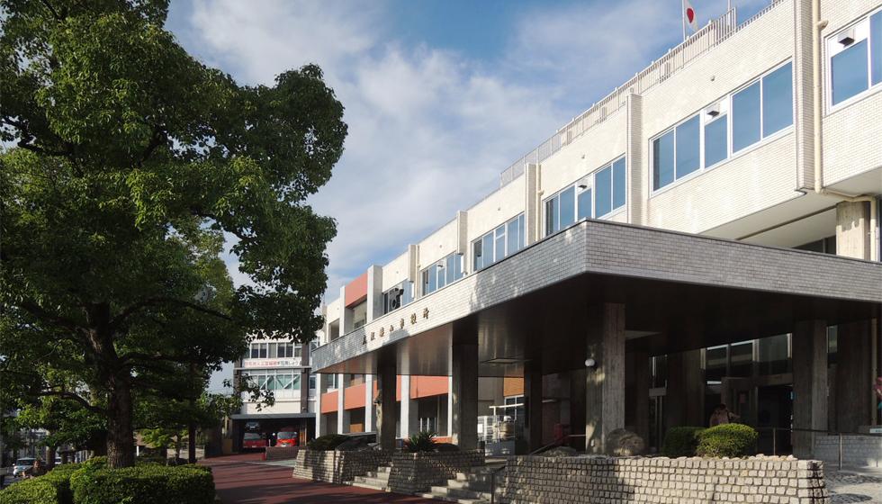 狭山市役所のコピー