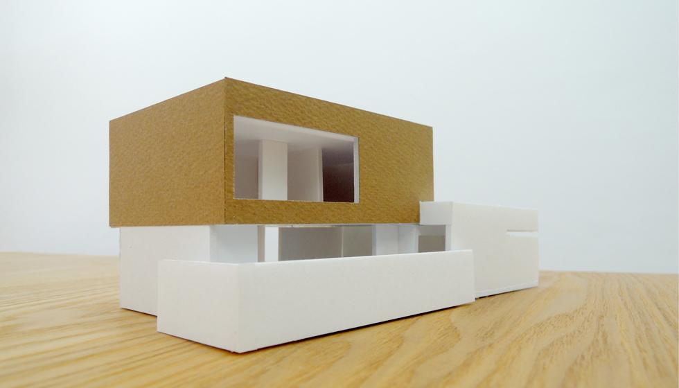 中庭の家,水盤の家,コートハウス,トンネルハウス,大阪狭山市,建築家,設計事務所