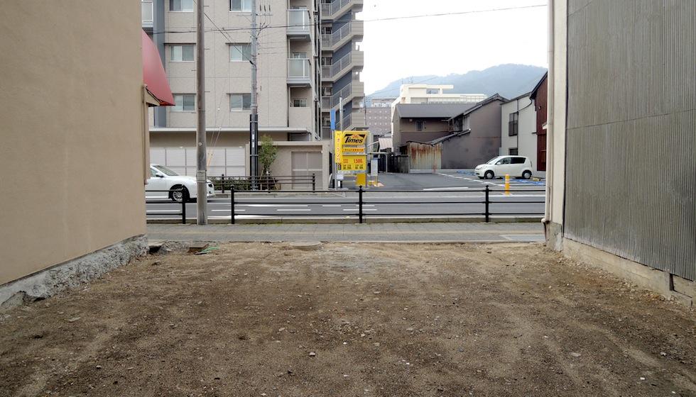 敷地調査_滋賀県大津市