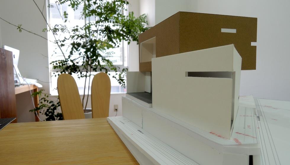 模型検討_建築家