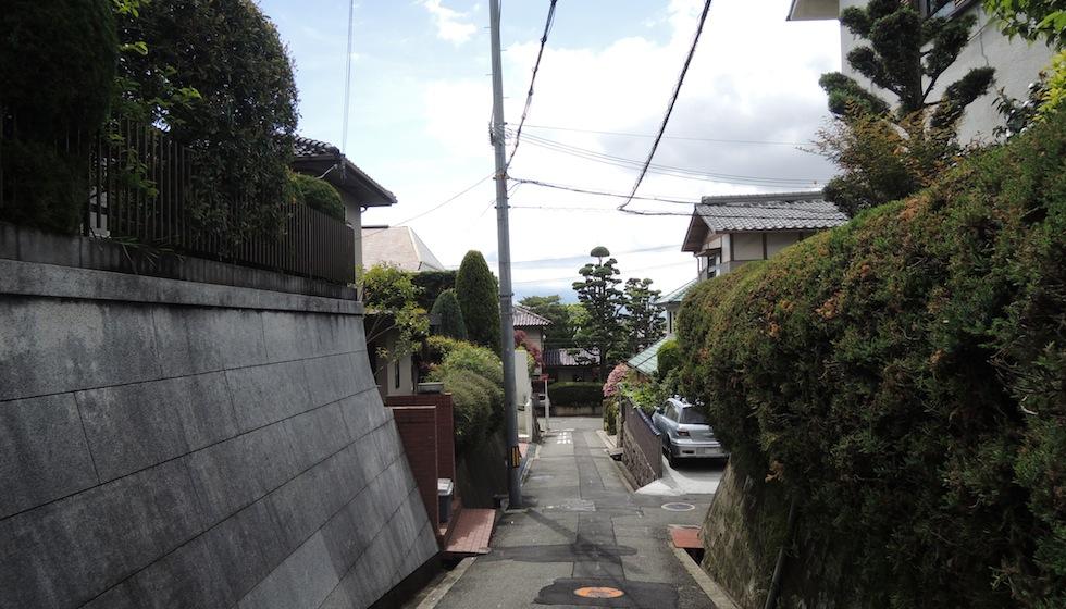 敷地調査_吹田の家
