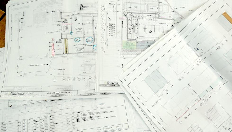 大阪狭山の家_実施設計図