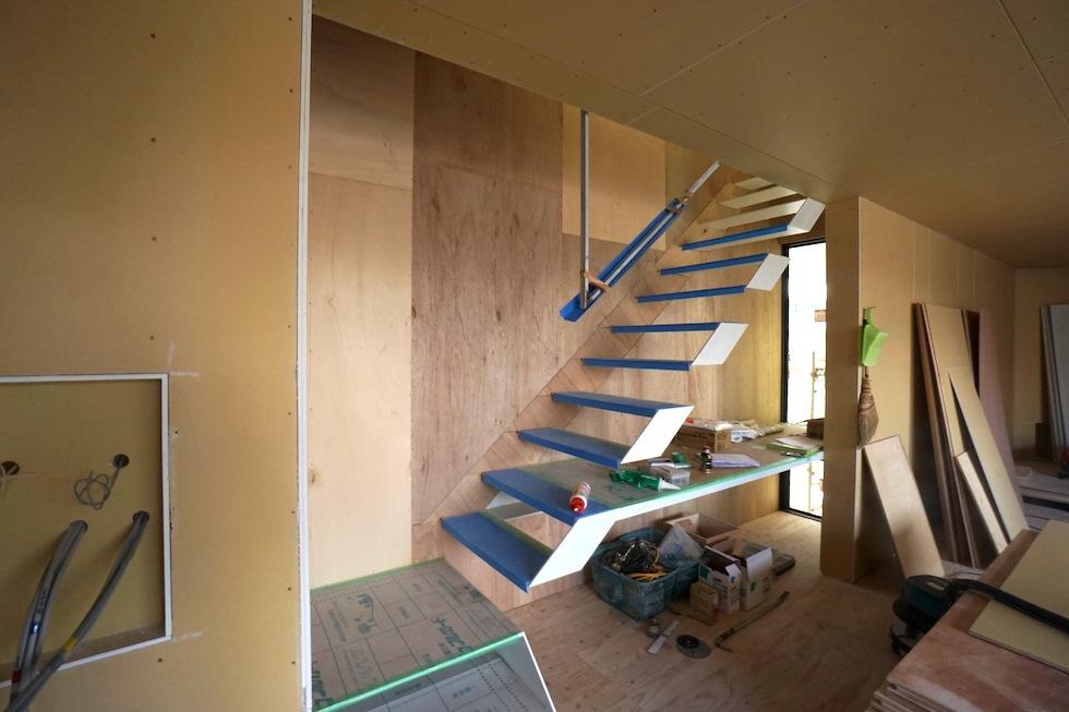 階段デザイン,建築家,京都,大阪,スチール