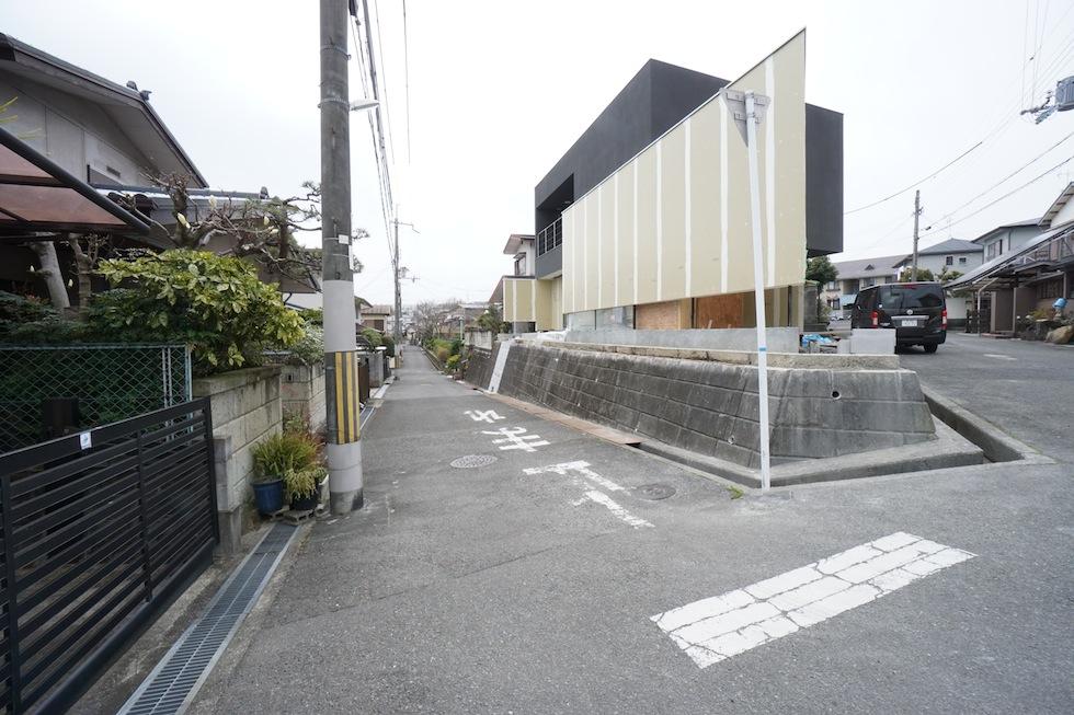 大阪狭山市,建築家,住宅設計,変形地