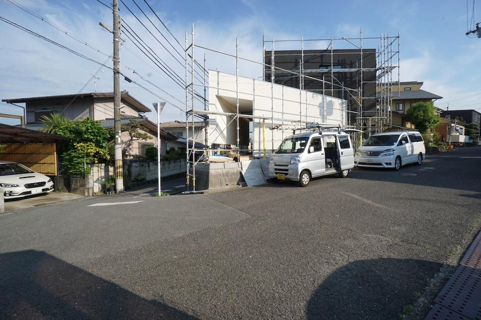 外観,大阪,建築家,住宅設計