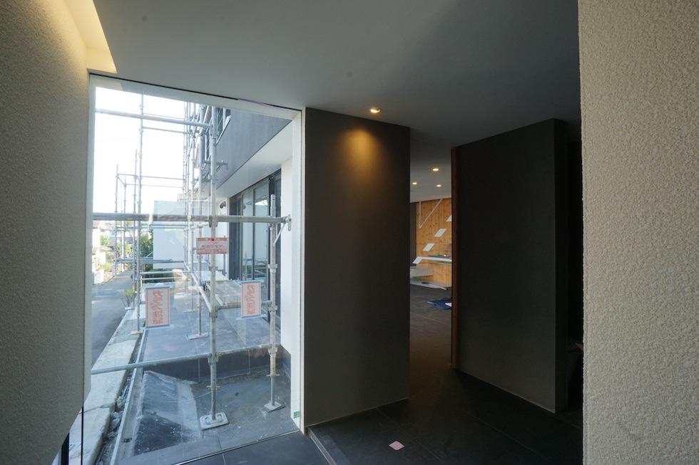 大阪,建築家,住宅設計,中庭