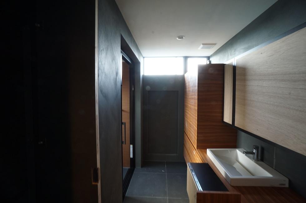 大阪,建築家,住宅設計,洗面室