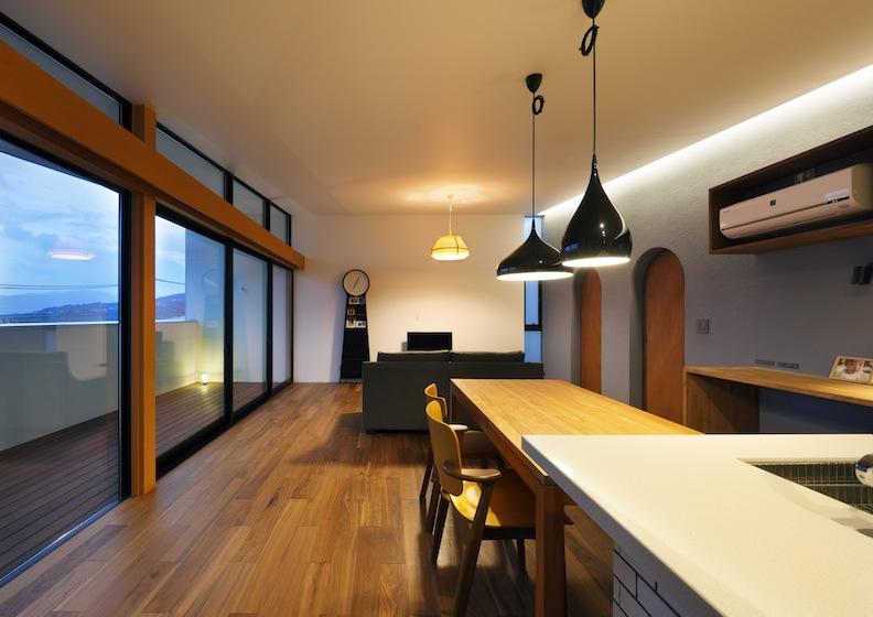 宝塚山手台の家,建築家,照明