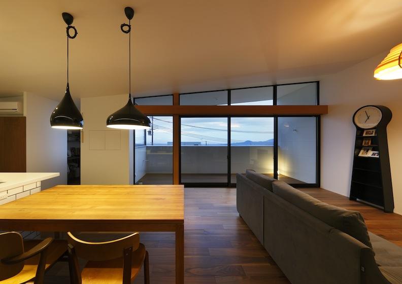 宝塚山手台の家,建築家,眺望の家