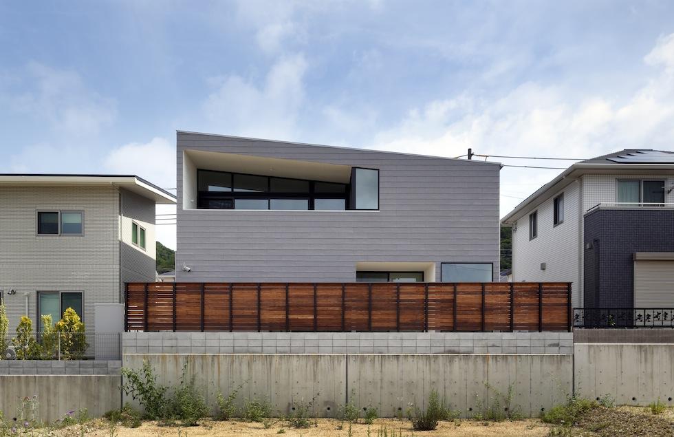 宝塚山手台の家,建築家