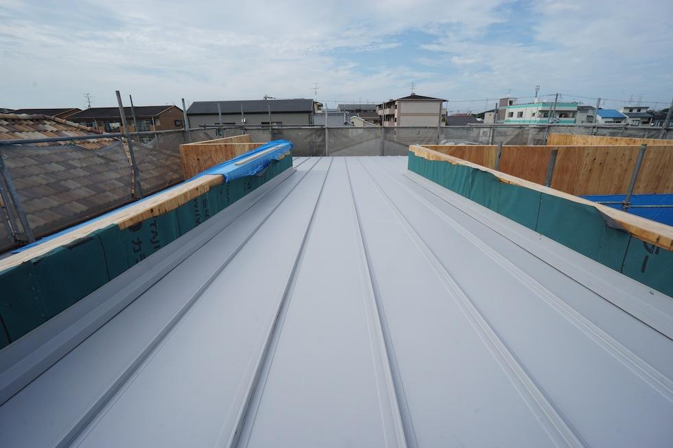 屋根工事,設計事務所,建築家,遮熱,デザイン,大阪