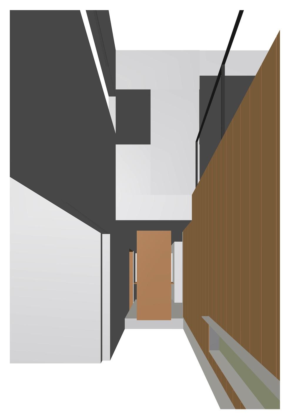 美しいアプローチ,京都,大阪,建築家デザイン高級住宅