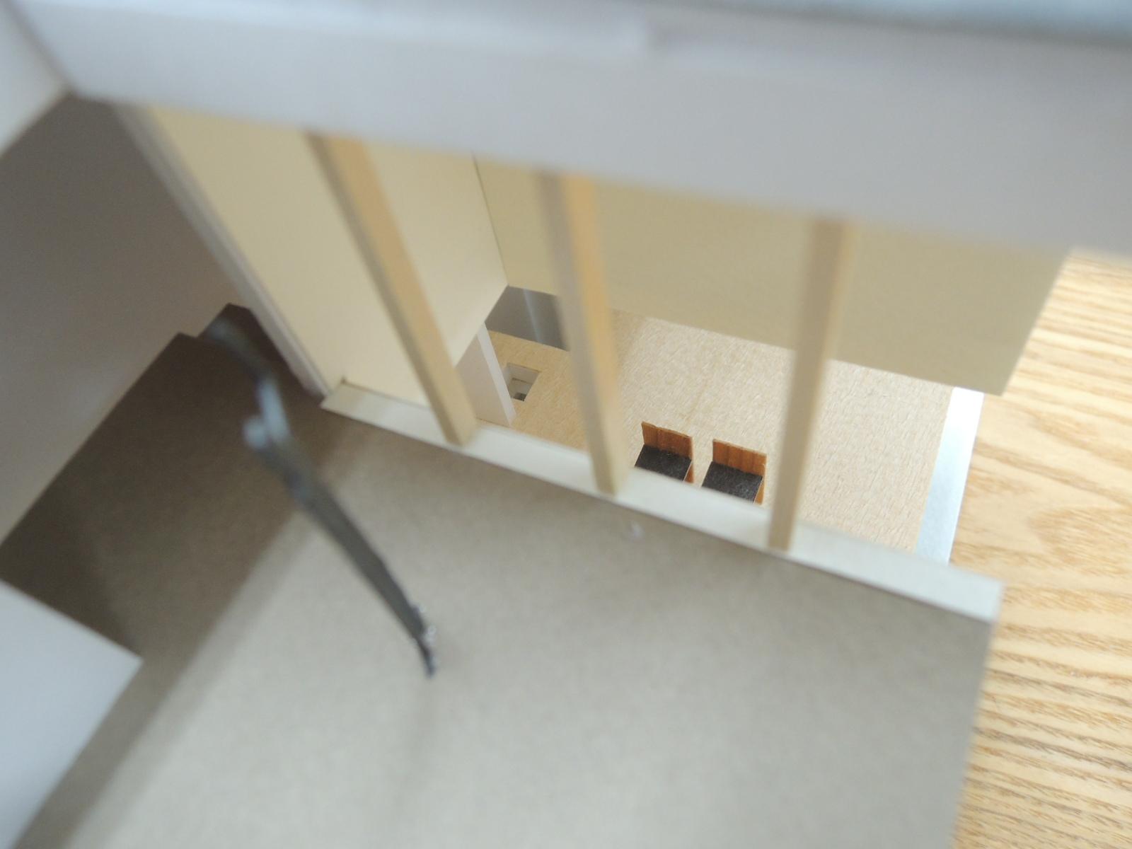 四條畷の家,テラス,木造3階建て,デザイン