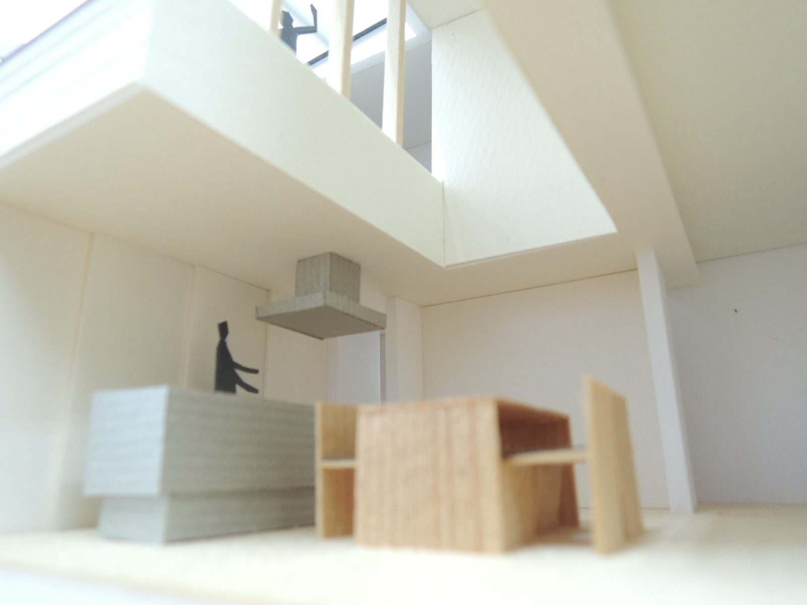 四條畷の家,吹抜,木造3階建て,デザイン