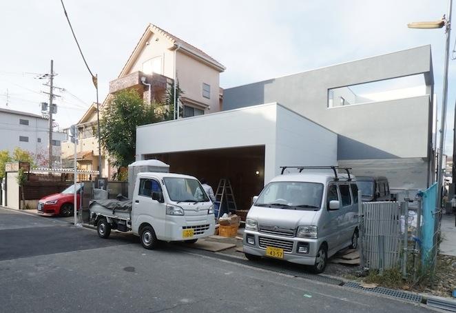 京都,大阪,神戸,高級住宅,建築家,設計事務所,中庭の家,コートハウス