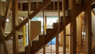 建築家,階段デザイン向こう側