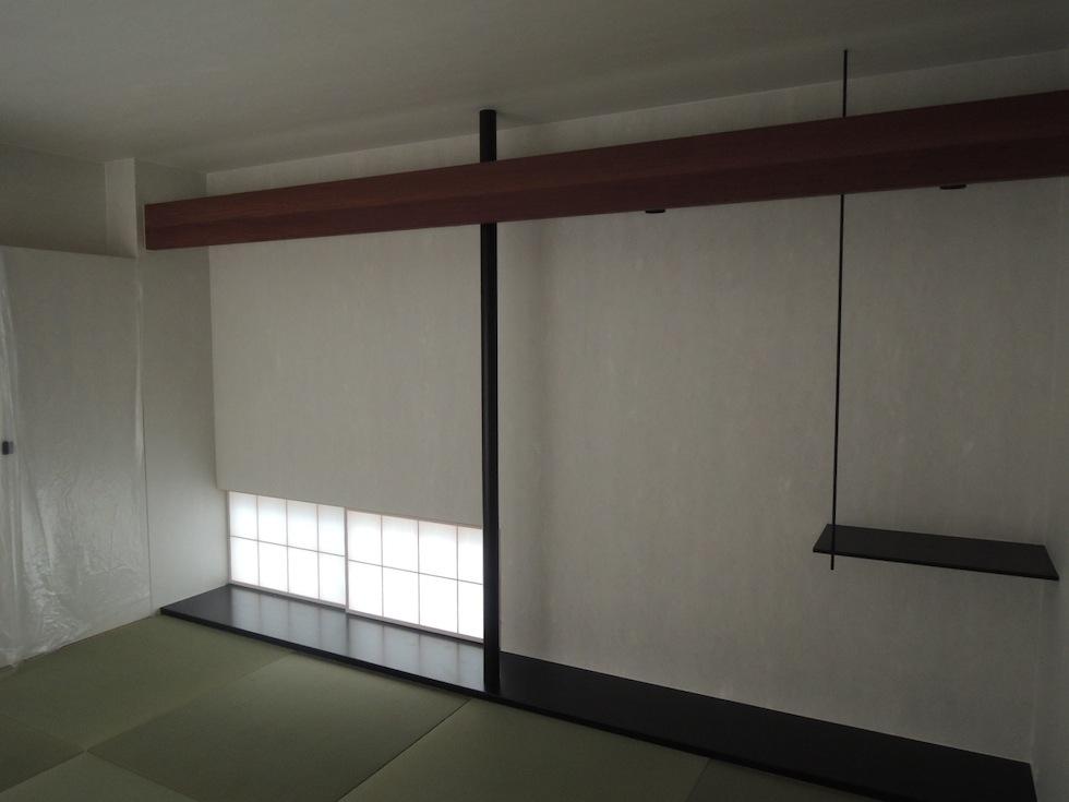 京都,大阪,神戸,建築家,上質注文住宅,設計事務所,和室,床の間