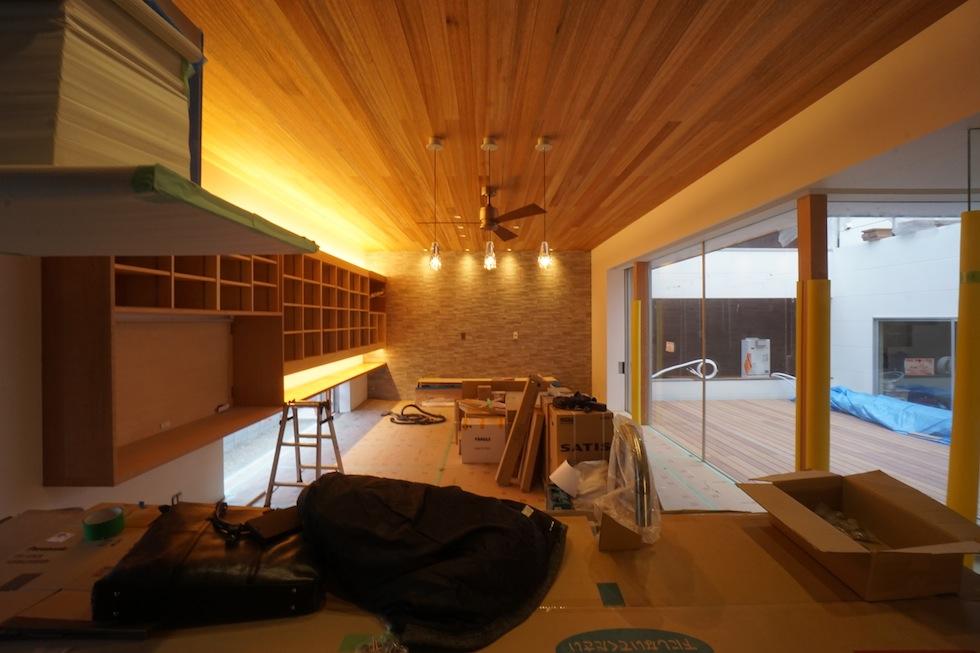 大阪,京都,神戸,建築家,住宅設計,注文住宅,中庭の家,オープンハウス