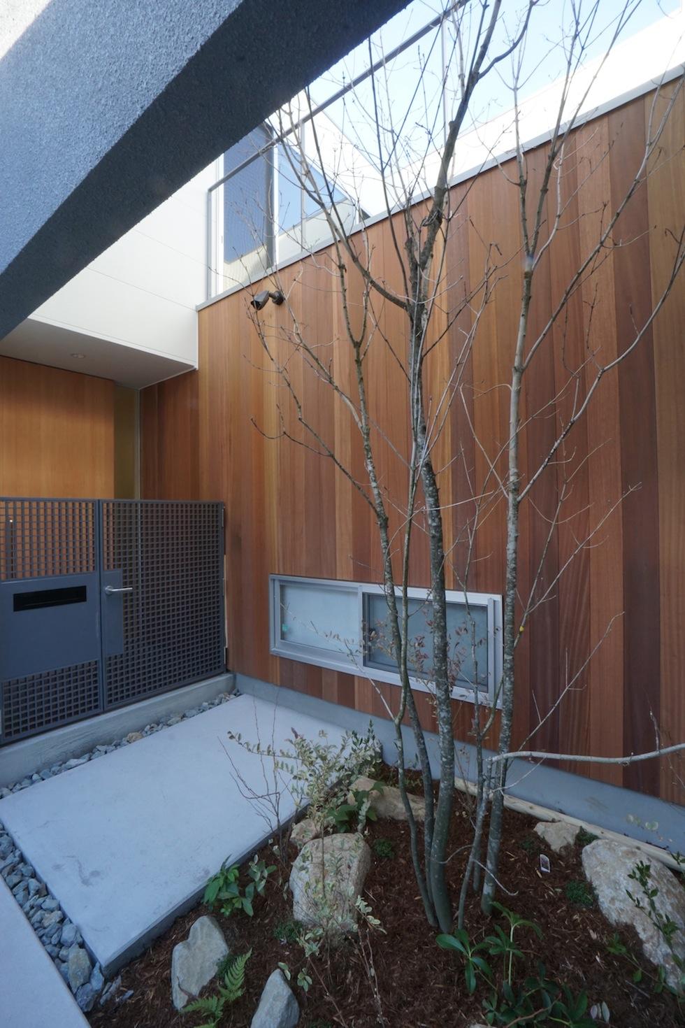 大阪,京都,神戸,建築家,高級住宅設計,上質デザイン,建築家,設計事務所,植栽