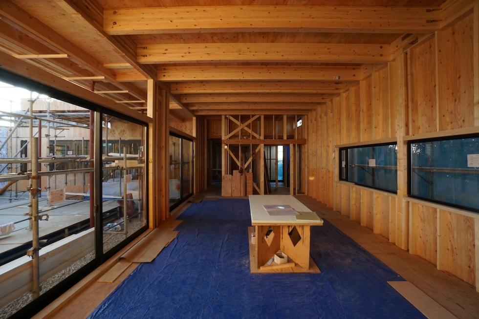 大阪,京都,神戸,高級注文住宅,設計事務所,建築家,上質デザイン,吹付断熱,大開口,キッチン