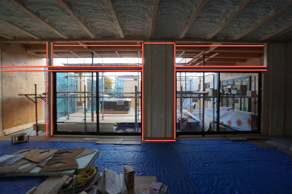 大阪,京都,神戸,高級注文住宅,設計事務所,建築家,上質デザイン,吹付断熱