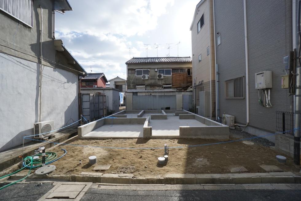 大阪,神戸,京都,住宅設計,上質デザイン,3階建て住宅,建築家