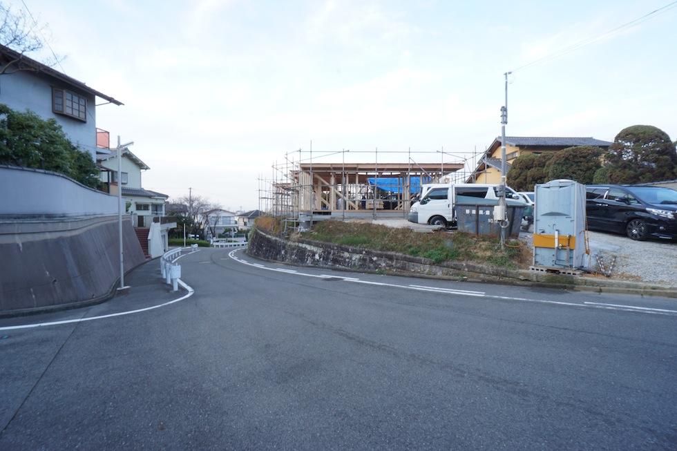 神戸,大阪,京都,高級注文住宅,設計事務所,建築家,プールハウス,外観