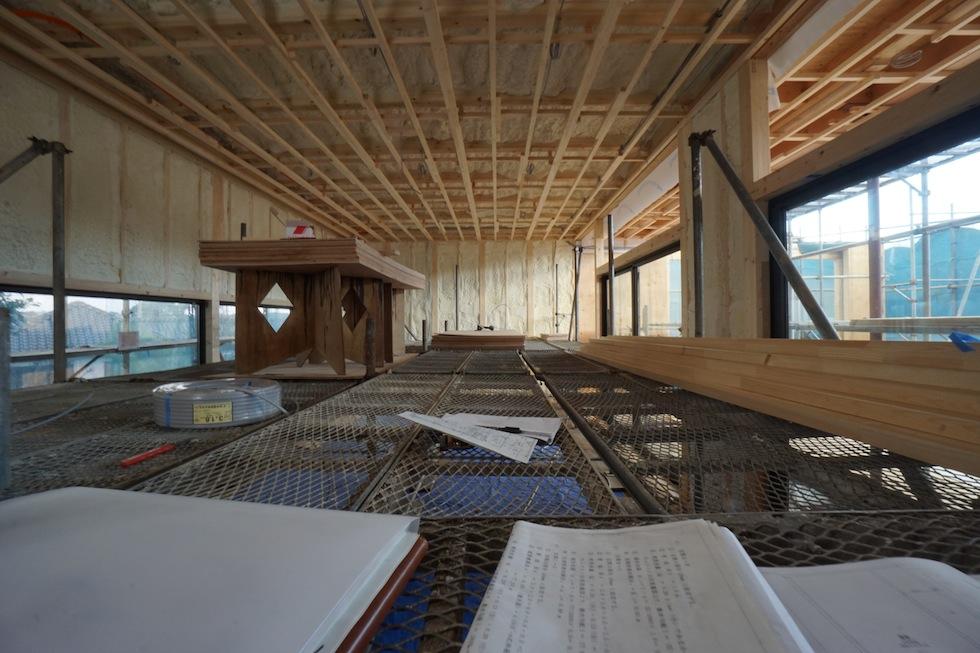 リゾートハウス,プールハウス,コートハウス,住宅設計,大阪,京都,神戸,建築家,設計事務所,吹き抜けリビング