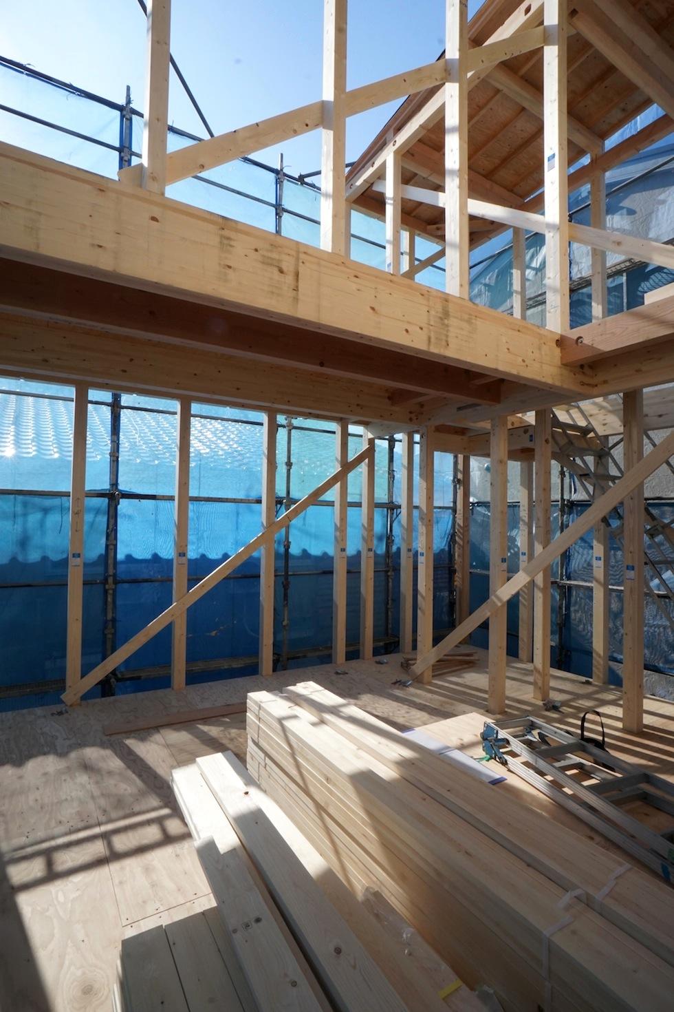 高級注文住宅,大阪,京都,滋賀,神戸,住宅設計,建築家,設計事務所,螺旋階段,3階建てデザイン,吹抜
