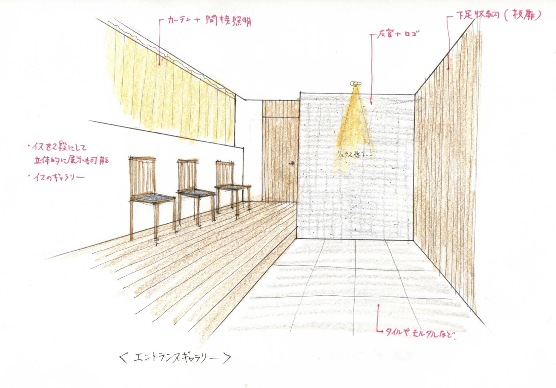 オフィス設計,大阪,京都,神戸,デザイン,建築家,設計事務所,ギャラリー