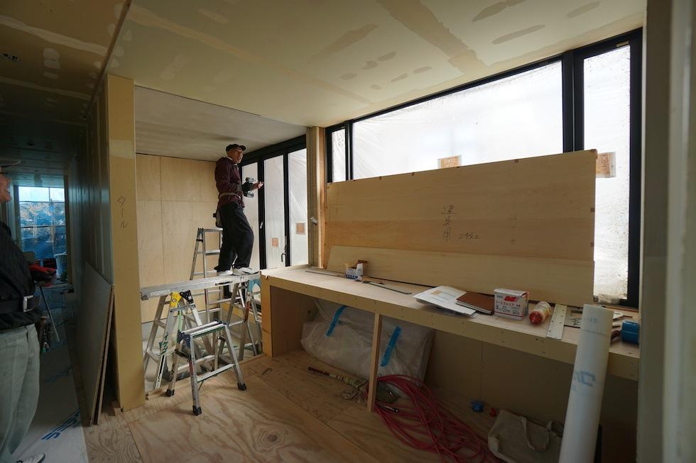 大阪,神戸,京都,高級注文住宅,設計事務所,建築家,プールハウス,外壁塗装,中庭の家,上質な洗面空間