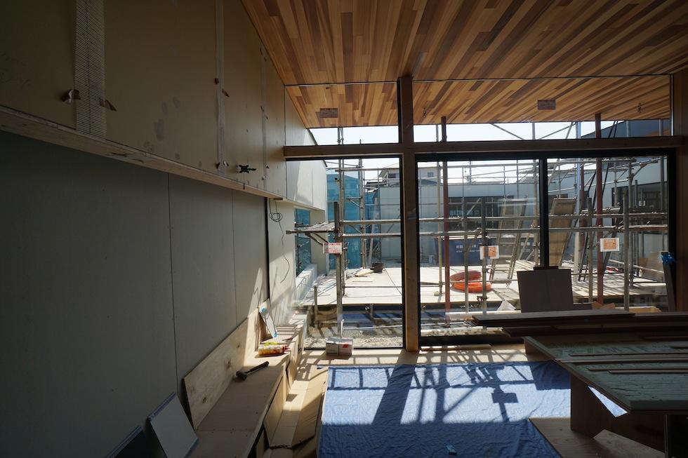大阪,高級注文住宅,住宅設計,建築家,神戸,デザイン,プールハウス,コートハウス,ガレージハウス,連続する壁