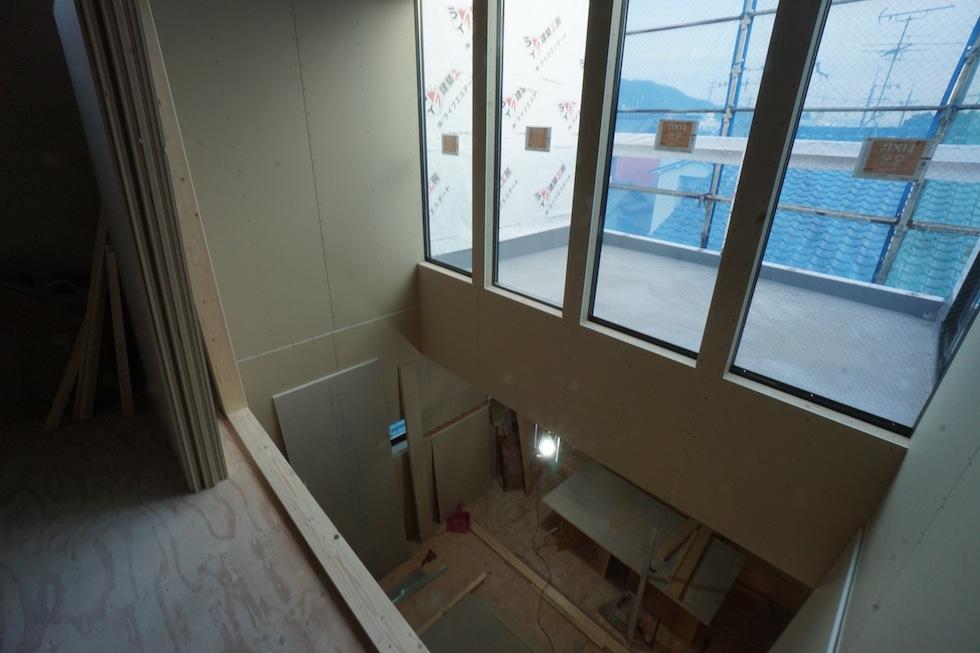 建築家,設計事務所,住宅設計,高級注文住宅,木造三階建て,デザイン,吹抜,光