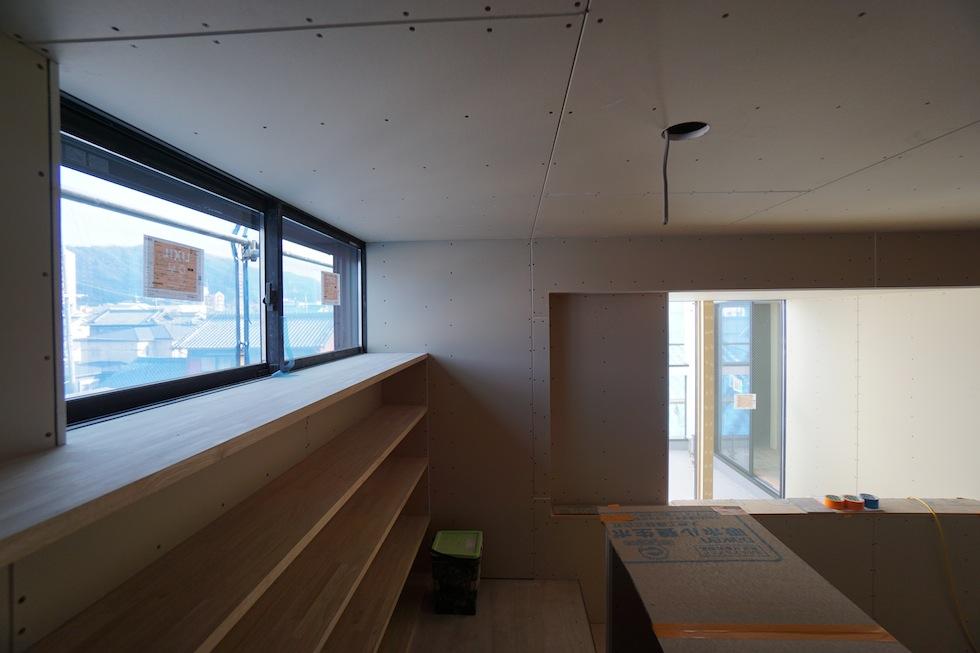 高級注文住宅,住宅設計,建築家,大阪,神戸,京都,設計事務所,スキップフロア