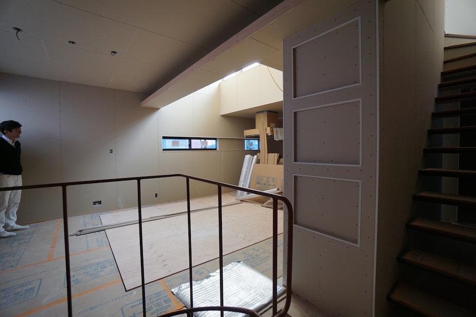 高級注文住宅,住宅設計,建築家,大阪,神戸,京都,設計事務所,リビング