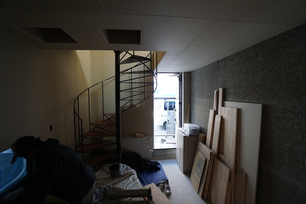 高級注文住宅,設計事務所,建築家,大阪,京都,神戸,木造3階建て,デザイン,エントランス