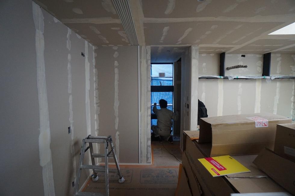 3階建て住宅,デザイン,高級注文住宅,設計事務所,建築家,住宅設計,大阪,京都,神戸,ガラスフィルム