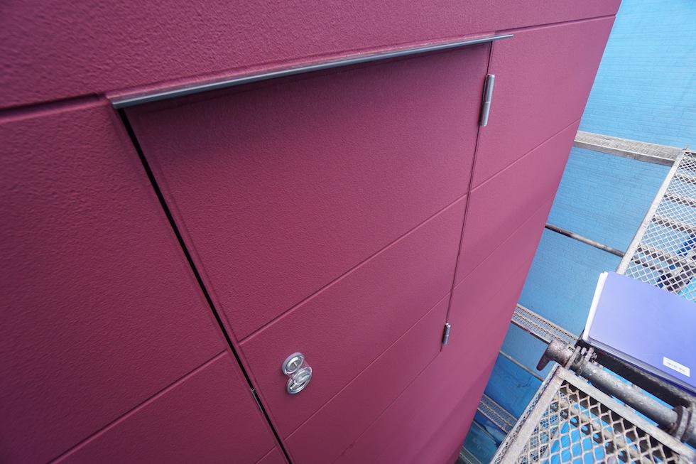 3階建て住宅,デザイン,高級注文住宅,設計事務所,建築家,住宅設計,大阪,京都,神戸,侵入口