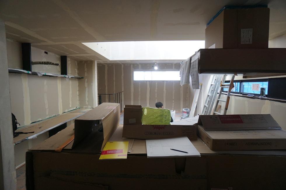 3階建て住宅,デザイン,高級注文住宅,設計事務所,建築家,住宅設計,大阪,京都,神戸,吹き抜け