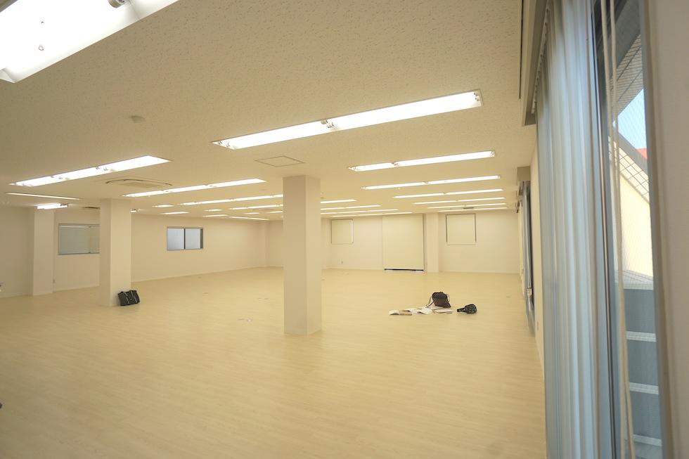 フィットネススタジオ,大阪,高槻,建築家設計事務所,店舗設計,オフス設計