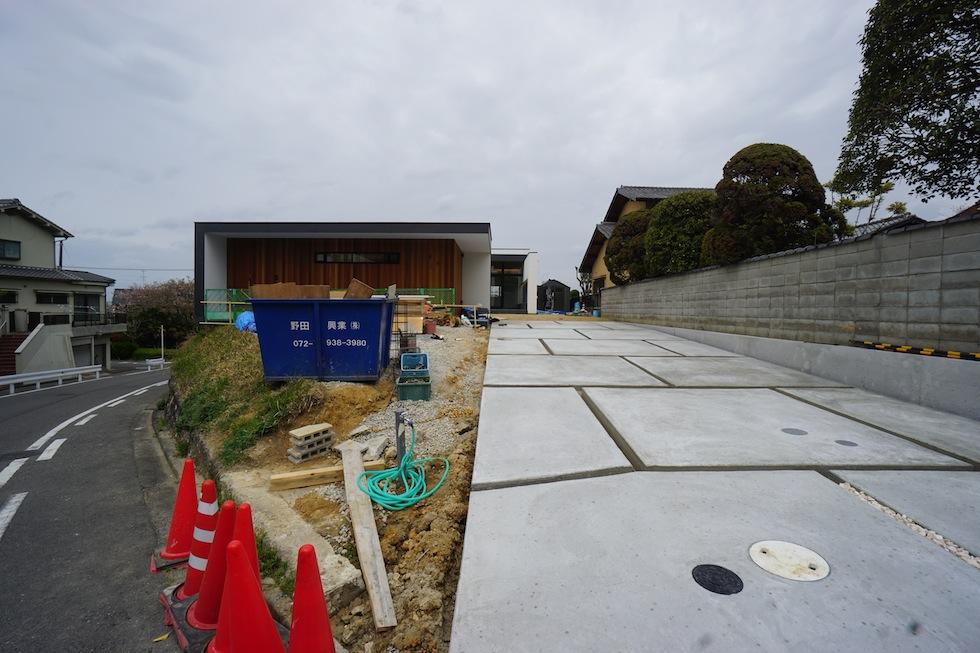 リゾートプールハウス,住宅設計,建築家,高級注文住宅,大阪,神戸,京都,ファサード