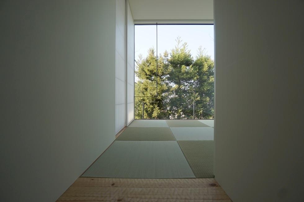 高級注文住宅設計,大阪,神戸,京都,プールハウス,建築家,設計事務所,豪邸,モダンリビング,コートハウス,中庭,和室