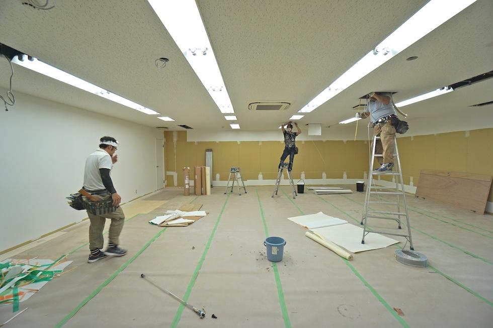 フィットネススタジオ,設計,建築家,店舗設計,大阪,神戸,京都