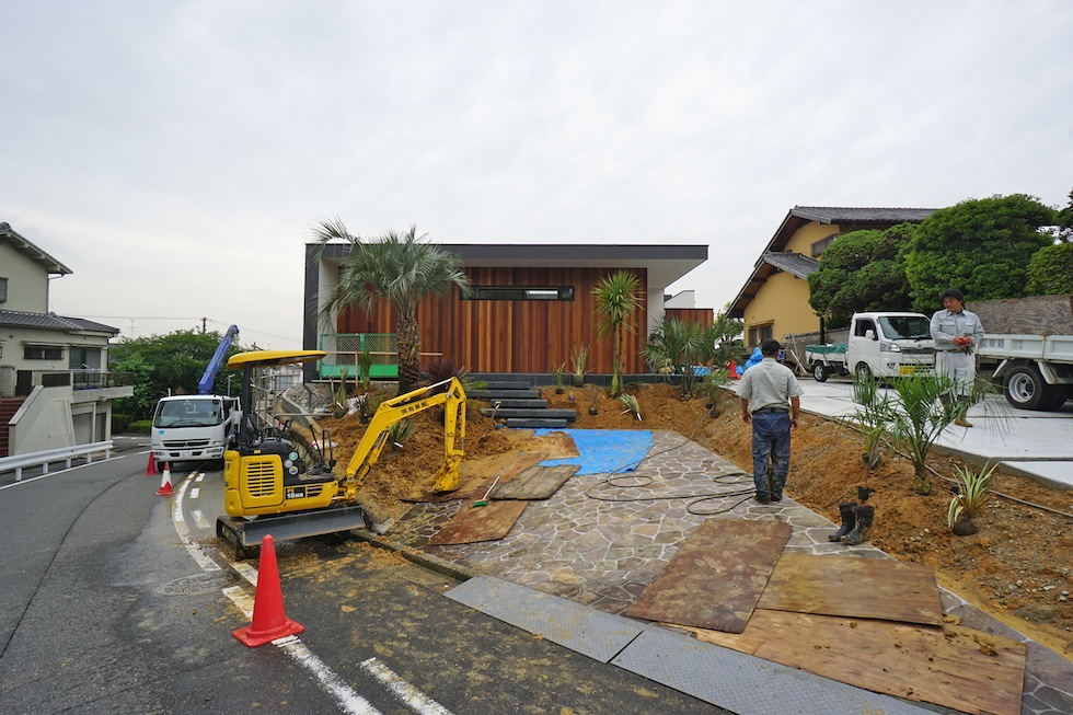 プールハウス,南国リゾートハウス,大阪,神戸,京都,設計事務所,コートハウス