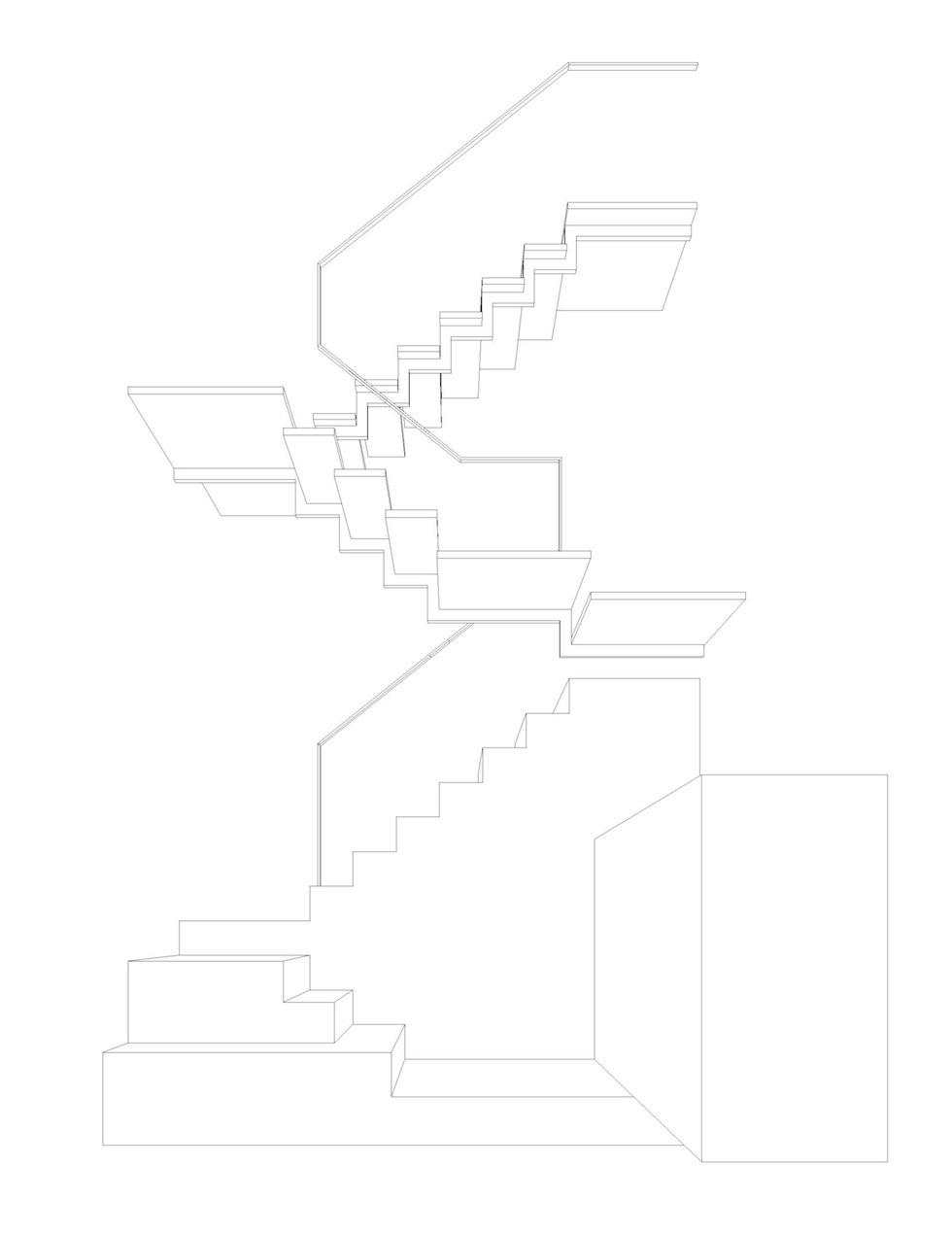 階段デザイン,スチール階段,建築家,設計事務所,高級注文住宅,階段ディテール,大阪,京都,神戸,滋賀