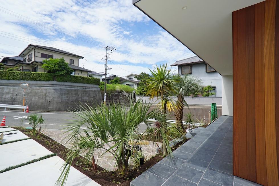 高級注文住宅,プールハウス,南国リゾートハウス,大阪,神戸,京都,建築家,設計事務所,ヤシノキ